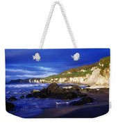 White Rocks Strand, County Antrim Weekender Tote Bag