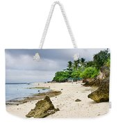 White Sand Beach Moal Boel Philippines Weekender Tote Bag