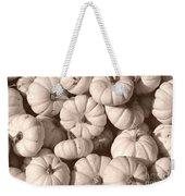 White Squash Weekender Tote Bag