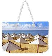 White Sunshades Weekender Tote Bag
