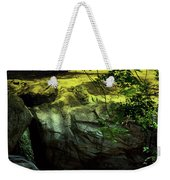 White Tiger Weekender Tote Bag