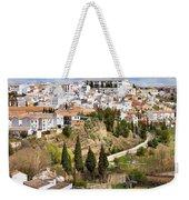 White Town Of Ronda Weekender Tote Bag