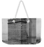 Whitehall Buildings At Battery Place Station In New York City - 1911 Weekender Tote Bag