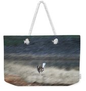 Whitetail Abstract Weekender Tote Bag
