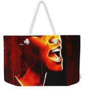 Whitneys Tears Weekender Tote Bag