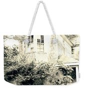 Who You Gonna Call Weekender Tote Bag