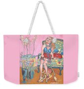 Who'll Be Mine Weekender Tote Bag