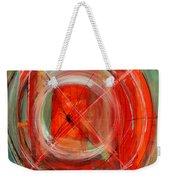 Why Now Weekender Tote Bag