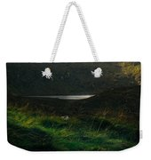 Wicklow Mountains And Lake Weekender Tote Bag