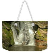 Widows Creek Falls Weekender Tote Bag