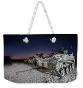 Wiesel 1 Atm Tow Anti-tank Vehicles Weekender Tote Bag