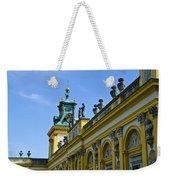 Wilanow Palace - Poland Weekender Tote Bag