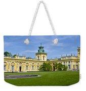 Wilanow Palace - Warsaw Weekender Tote Bag