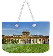 Wilanow Palace - Warsaw Poland Weekender Tote Bag