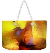 Wild About Saffron Weekender Tote Bag
