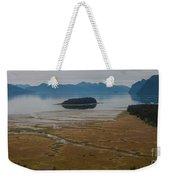 Wild Alaska Coast Weekender Tote Bag