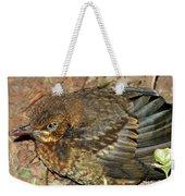 Wild Bird Weekender Tote Bag