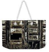 Wild Doors Weekender Tote Bag by Empty Wall