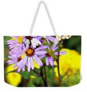 Wild Floral Weekender Tote Bag