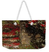 Wild Garden, Rowallane Garden, Co Down Weekender Tote Bag