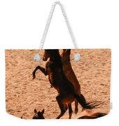 Wild Hooves Weekender Tote Bag