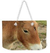 Wild Horse Weekender Tote Bag