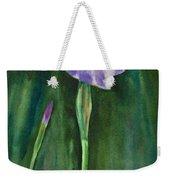 Wild Iris I Weekender Tote Bag