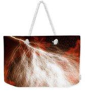 Wild Lightning  Weekender Tote Bag