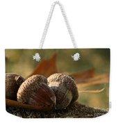 Wild Nuts Weekender Tote Bag