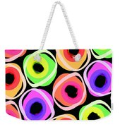 Wild Spots Weekender Tote Bag by Louisa Knight