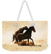 Wild Stallion Clash 3 Weekender Tote Bag