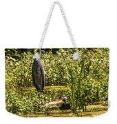 Wild Still Life Weekender Tote Bag