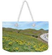 Wild Sunflowers 2 Weekender Tote Bag