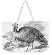 Wild Turkey, 1853 Weekender Tote Bag