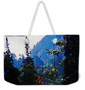 Wilderness Freedom Weekender Tote Bag