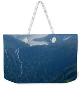Wilderness Waterfall Weekender Tote Bag