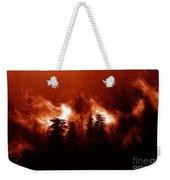 Wildfire Weekender Tote Bag