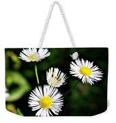 Wildflower 4 Weekender Tote Bag