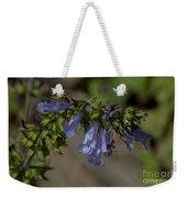 Wildflower Beauty Weekender Tote Bag