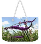 Wildflower Sky Weekender Tote Bag