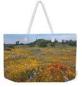 Wildflower Wonderland 8 Weekender Tote Bag