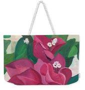 Wildflowers 2 Weekender Tote Bag