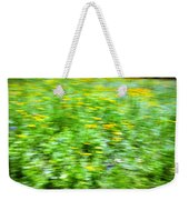 Wildflowers And Wind 2 Weekender Tote Bag by Skip Nall