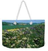 Wildflowers, Near Seaforde, Co Down Weekender Tote Bag