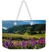 Wildflowers Umbria Weekender Tote Bag