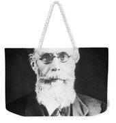 Wilhelm Roentgen, German Physicist Weekender Tote Bag