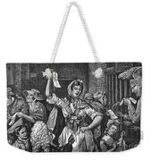 Wilkes And Liberty Riots Weekender Tote Bag