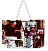 Willburn Furniture And Restoration Needs Restoring Weekender Tote Bag