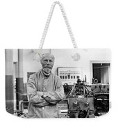 Willem Einthoven, Dutch Physiologist Weekender Tote Bag