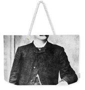 William Barclay Masterson Weekender Tote Bag